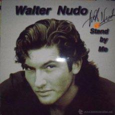 Discos de vinilo: LP DE WALTER NUDO, STAND BY ME. EDICION BOY RECORDS DE 1997.. Lote 53637045