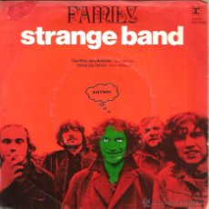 Discos de vinilo: EP FAMILY (STRANGE BAND ) : : THE WEAVERS ANSWER + 3 . Lote 53639094