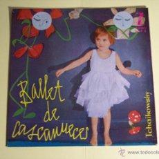 Discos de vinilo: EP BALLET DE CASCANUECES (TCHAIKOWSKY) ZAFIRO-1959. Lote 53639813