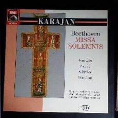 Discos de vinilo: MOZART: COLECCIÓN BOX CLÁSICA: PFITZNER, BEETHOVEN Y MAHLER: 8 DISCOS. Lote 53644994