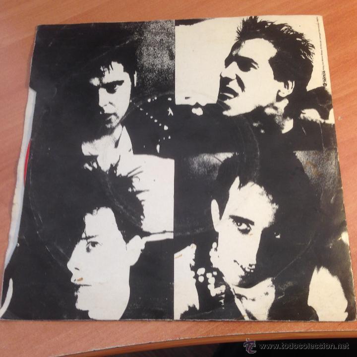 Discos de vinilo: KANGRENA (TERRORISMO SONORO) SINGLE ESPAÑA 1983 PUNK (EPI19) - Foto 3 - 53650821