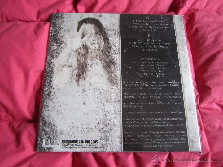 Discos de vinilo: OFFICIUM TRISTE - MORS VIRI 12'' LP GATEFOLD NUEVO - DEATH METAL DOOM METAL - Foto 2 - 53657198