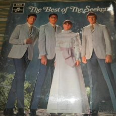 Discos de vinilo: THE SEEKERS - THE BEST OF THE SEEKERS LP - EDICION INGLESA -EMI / COLUMBIA RECORDS 1968 - STEREO -. Lote 53659519