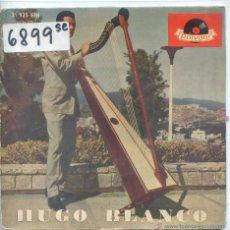 Discos de vinilo: HUGO BLANCO / EL HERRERO / EL CIGARRON + 2 (EP 1962). Lote 53660803