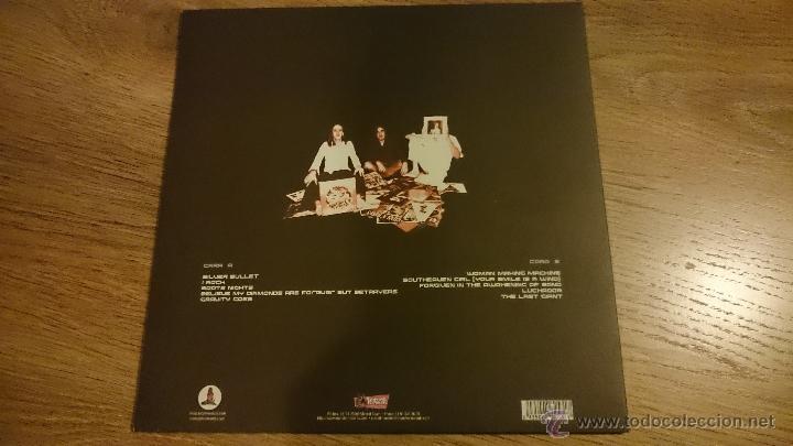 Discos de vinilo: Mermaid red led or death lp disco de vinilo Munster records - Foto 2 - 53669114