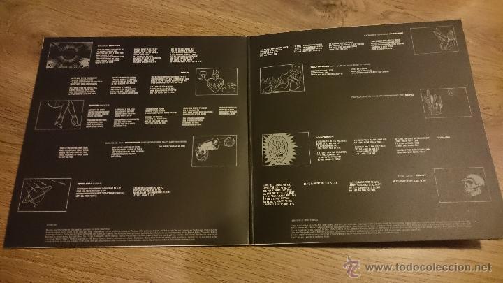 Discos de vinilo: Mermaid red led or death lp disco de vinilo Munster records - Foto 3 - 53669114