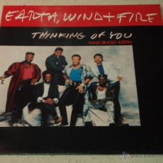 Discos de vinilo: HEART. WIND & FIRE ( THINKING OF YOU 4 VERSIONES ) 1987-HOLANDA MAXI45 CBS. Lote 53682231