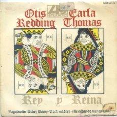 Dischi in vinile: OTIS REDDING Y CARLA THOMAS / TRAMP / LOVEY DOVEY / KNOSCK ON WOOD + 1 (EP 1967). Lote 53691024