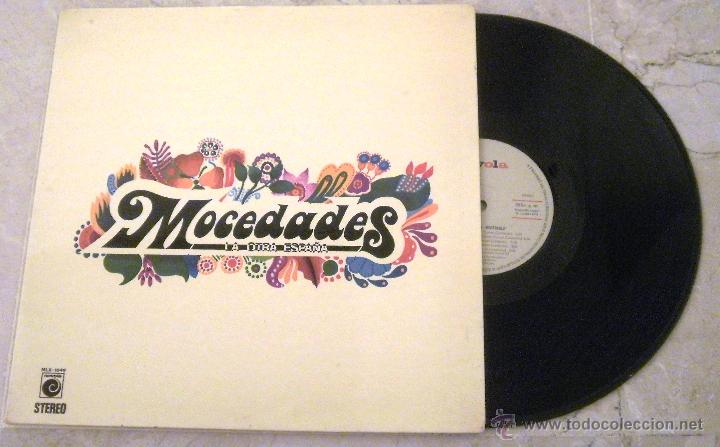 LP MOCEDADES - LA OTRA ESPAÑA - NOVOLA 1975 - (Música - Discos - LP Vinilo - Grupos Españoles de los 70 y 80)