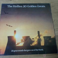 Discos de vinilo: THE HOLLIES. 20 GOLDEN GREATS. Lote 53696631