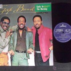 Discos de vinilo: THE GAP BAND-MAXI SINGLE-MX1-POR LA MAÑANA TEMPRANO-I'M IN LOVE-1979. Lote 53704468
