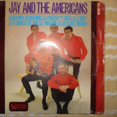 Discos de vinilo: JAY AND THE AMERICANS - CARA MIA +3 . Lote 53708305