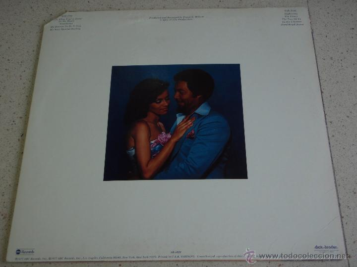 Discos de vinilo: MARILYN McCOO & BILLY DAVIS Jr. ( THE TWO OF US ) NEW YORK-USA 1977 LP33 ABC RECORDS - Foto 2 - 53708649