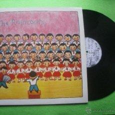Discos de vinilo: THE RAINCOATS THE RAINCOATS LP UK 1993 POST-PUNK PDELUXE. Lote 53716339
