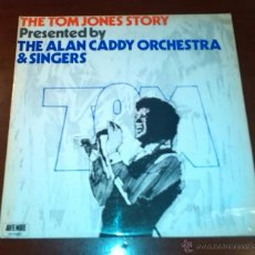 Discos de vinilo: TOM JONES - THE TOM JONES STORY - LP - 1970. Lote 53717076