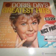 Discos de vinilo: DORIS DAY - DORIS DAY´S GREATEST HITS LP - EDICION INGLESA - CBS RECORDS 1976 - STEREO -MUY NUEVO(5). Lote 53724426
