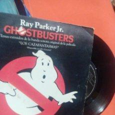 Discos de vinilo: THE GHOSTBUSTERS EP . Lote 53729494
