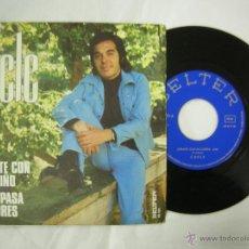 Discos de vinilo: CHELE JUGASTE CON MI CARIÑO/ QUE LE PASA A DOLORES - SINGLE 1975 BELTER . Lote 53731969