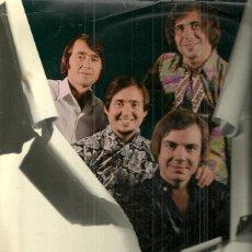 Discos de vinilo: LOS ALBAS LP SELLO VERGARA AÑO 1969 EDITADO EN ESPAÑA. Lote 53736194