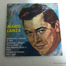Discos de vinilo: MARIO LANZA - 2 DISCOS. Lote 53739603