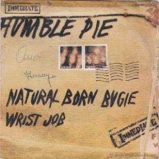 Discos de vinilo: HUMBLE PIE,NATURAL BORN BUGIE DEL 69. Lote 53740815