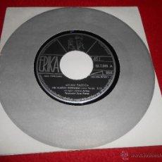 Discos de vinilo: JUAN PARDO MIS SUEÑOS DORMIDOS/DESPERTAR A TU LADO 7 SINGLE 1973 ERIKA PROMO EX. Lote 53744591