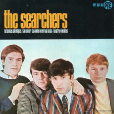 Discos de vinilo: THE SEARCHERS, EP , TAKE IT OR LEAVE IT (ROLLING STONES) + 3, AÑO 1966. Lote 53749263
