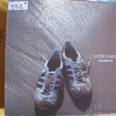 Vinyl-Schallplatten - lp - lluis llach - maremar (spain, ariola 1985) - 53749805