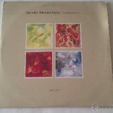Discos de vinilo: SANDER KLEINENBERG - 4 SEASONS E.P. (PART 1 OF 3) - 2000 - 2 VINYLS. Lote 187503737
