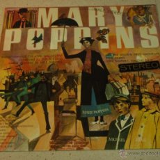 Discos de vinilo: WALT DISNEY'S ( MARY POPPINS ) ENGLAND - 1965 LP33 SOCIETY RECORDS. Lote 53753892