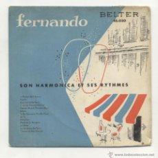 Discos de vinilo: FERNANDO SON HARMONICA ET SES RYTHMES EX/EX. Lote 53761269