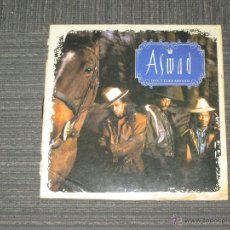 Disques de vinyle: ASWAD - DON´T TURN AROUND - MAXI -MADE IN SPAIN - 1988 - ISLAND RECORDS - 3 TEMAS - IBL -. Lote 53763368