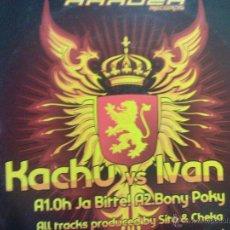 Discos de vinilo: LP KACHU US IVAN F . Lote 53766181