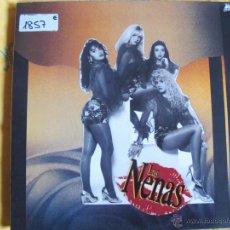 Discos de vinilo: LP - LAS NENAS - MISMO TITULO (SPAIN, SOLERA RECORDS 1992). Lote 53767721