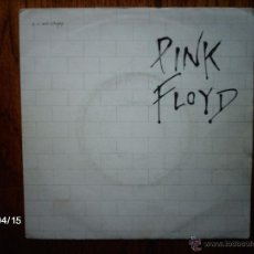 Discos de vinilo: PINK FLOYD - ANOTHER BRICK IN THE WALL ( PART II ) + ONE OF MY TURNS . Lote 53785271