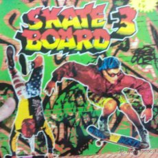 Discos de vinilo: LP DOBLE SKATE BOARD 3. Lote 53785565
