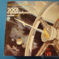 Discos de vinilo: BSO - 2001 A SPACE ODYSSEY - 2001 ODISEA EN EL ESPACIO. Lote 147064216