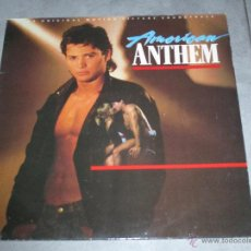 Discos de vinilo: AMERICAN ANTHEM - MADE IN SPAIN - LP. Lote 53791216