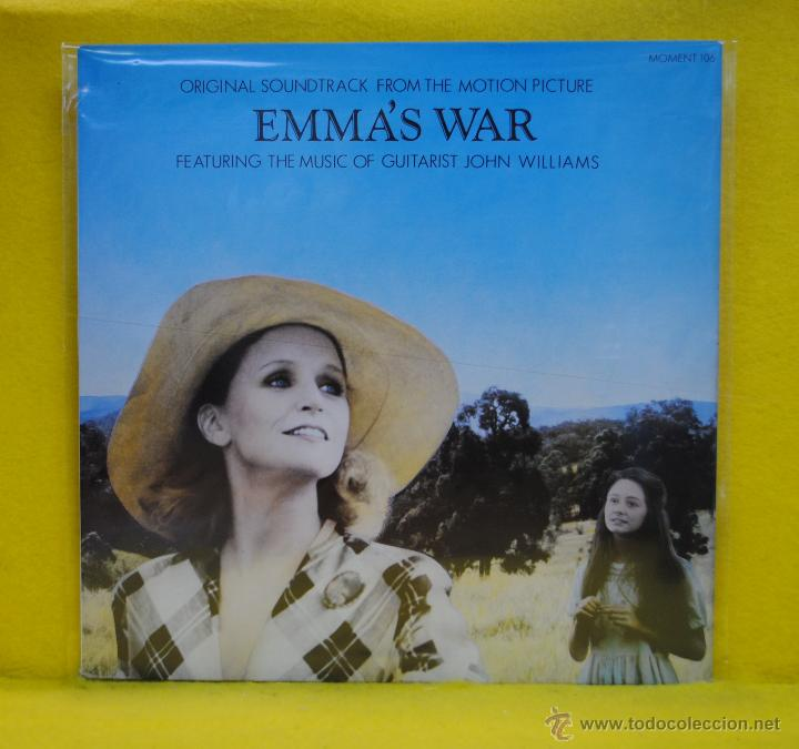 Discos de vinilo: JOHN WILLIAMS - EMMAS WAR - BSO - LP - Foto 1 - 53795857