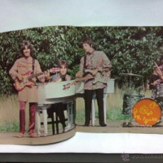 Discos de vinilo: LIBRETO DEL DISCO THE BEATLES MAGICAL MISTERY TOUR . Lote 53807722