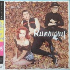 Discos de vinilo: DEEE-LITE - RUNAWAY / RUBBER LOVER . MAXI SINGLE . 1992 UK . Lote 54381953