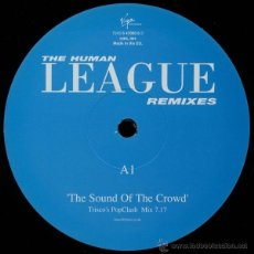 Discos de vinilo: THE HUMAN LEAGUE ?– REMIXES MAXI EN VINILO.. Lote 53822147