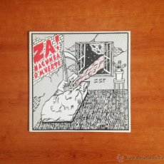 Discos de vinilo: ZA! - MACUMBA O MUERTE (2009 GANDULA PRIMERA EDICIÓN). Lote 53823090