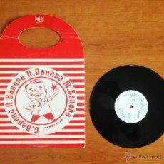 Discos de vinilo: BANANAS (2001 GRAM ACCIONES). Lote 53823135