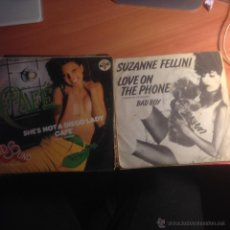 Discos de vinilo: LOTE DE 25 SINGLES Y EP'S PRINCIPALMENTE POP (EP71). Lote 53823786