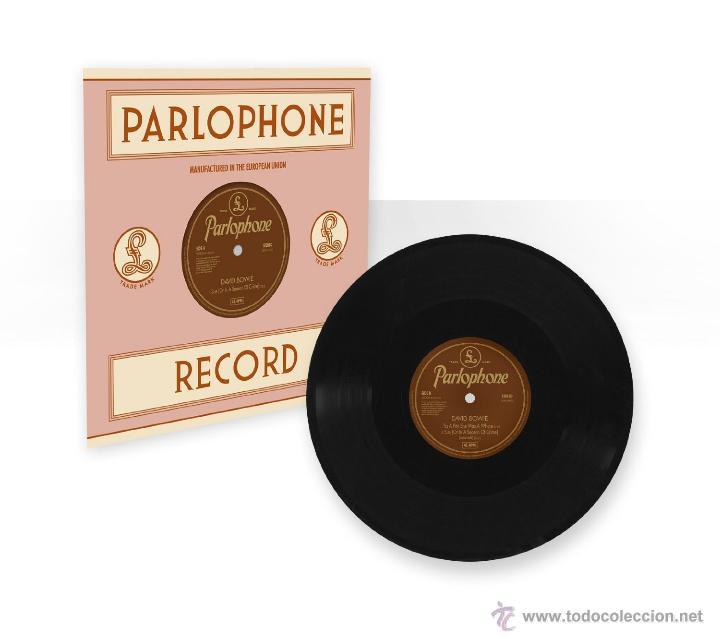 DAVID BOWIE * SUE * VINILO DE 10 PULGADAS * RARE (Música - Discos de Vinilo - Maxi Singles - Pop - Rock Extranjero de los 70)
