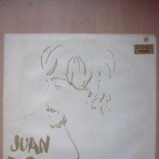 Discos de vinilo: JUAN PARDO- LP NOVOLA 1969- PORTADA ABIERTA CON RELIEVE. Lote 53824939