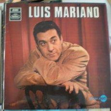 Discos de vinilo: LUIS MARIANO - VIOLETAS IMPERIALES . . Lote 53826101