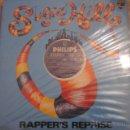 Discos de vinilo: THE SUGARHILL GANG - RAPPER'S REPRISE - MAXI - EDICION ESPAÑOLA DEL AÑO 1980.. Lote 53826367