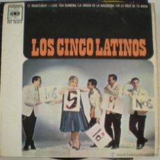 Discos de vinilo: LOS CINCO LATINOS - ET MAINTENANT -. Lote 53827017